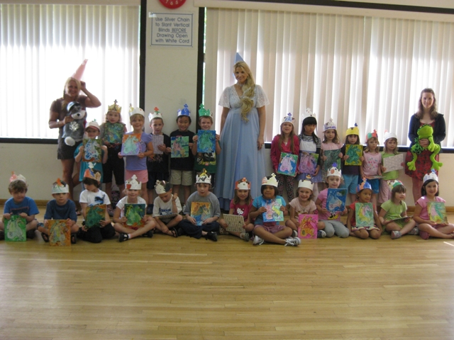 2011 Summer Art Camp 4.JPG